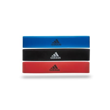 Adidas ชุดยางยืดแรงต้านทาน (Mini Bands)
