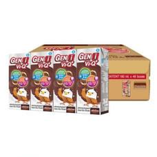 ดัชมิลล์ เจ็นไอ วีคิวพลัส นมยูเอชที รสช็อกโกแลต 180 มล. แพ็ค 48 กล่อง