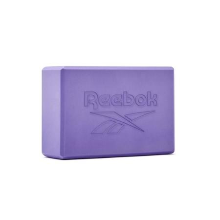 Reebok บล๊อคโยคะ (สีม่วง)