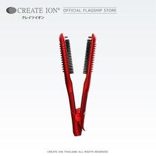 Create Ion แปรงหนีบผม Gemelly Twin Brush(หลัก)