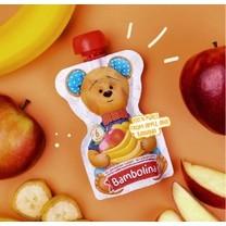 Bambolina Apple and Banana Puree 90g (1pc)