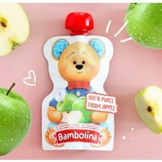 Bambolina Apple Puree 90g (1 pc)