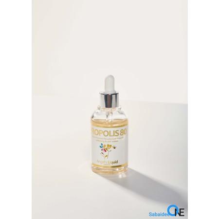 Angel's Liquid PROPOLIS 80 AMPOULE 55ML แองเจิ้ล ลิควิด พรอพอลิส 80 แอมพลู 55มล.