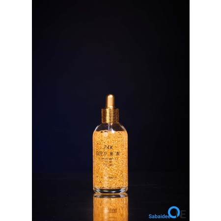 Angel's Liquid 24K GOLD NINE PREMIUM AMPOULE 100ML แองเจิ้ลส์ ลิควิดโกลด์ ไนน์ พรีเมียม แอมพลู 100มล.