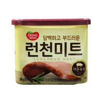 Luncheon Meat ลันช์เชียน มีท : หมูและไก่บดปรุงรส