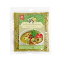 พริกแกงเขียวหวาน ตราครัวไทย (Green Curry Paste BY KruaThai)