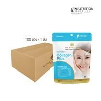 Collagen Plus (คอลลาเจน พลัส บรรจุ 100 ซอง 40 เม็ด/ซอง)