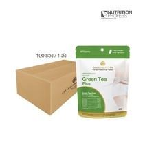 Green Tea (กรีน ที บรรจุ 100 ซอง 40 เม็ด/ซอง)