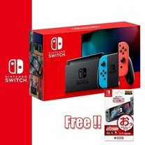 Nintendo Switch : Nintendo Switch Red Box(กล่องแดง)