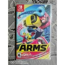 Nintendo Switch games: ARMS [แผ่นแท้] [มือ1]