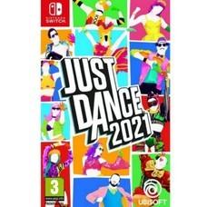 NSW : เกมJust Dance 2021 พร้อมส่ง