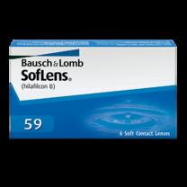 Your Lens | BAUSCH & LOMB Soflens 59 ค่าสายตา -5.00