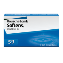 Your Lens | BAUSCH & LOMB Soflens 59 ค่าสายตา -9.00