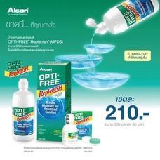 Your Lens | Alcon OPTI-FREE Replenish