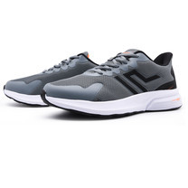 BAOJI รองเท้าผ้าใบชาย รุ่น BJM586-สีเทา