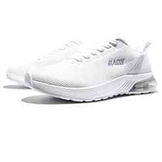 BAOJI รองเท้าผ้าใบชาย รุ่น BJM574-สีขาว