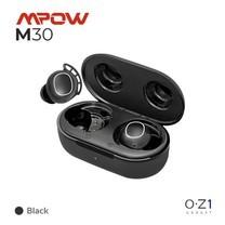 Mpow M30 หูฟังออกกำลังกาย TWS ใส่กระชับ Bass+ เบสทรงพลัง กันน้ำ IPX8