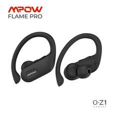 Mpow Flame Pro หูฟังไร้สาย ไมค์เทพ 4 ตัว+CVC 8.0 รองรับ aptX เสียงดี เบสแน่น กันน้ำ IPX5