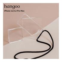 hangoo iPhone 12/12 Pro Max เคสมือถือพรีเมี่ยม กันกระแทก แบบสะพายข้าง