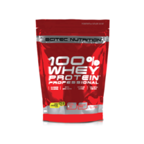 SCITEC NUTRITION Whey Protein , เวย์โปรตีน (100%Whey Protein Lemon Cheesecake 500g) เวย์โปรตีนสูตรเพิ่มกล้ามเนื้อ