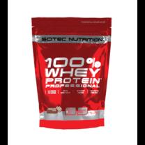 SCITEC NUTRITION Whey Protein , เวย์โปรตีน (100%Whey Protein Chocolate Hazelnut 500g) เวย์โปรตีนสูตรเพิ่มกล้ามเนื้อ