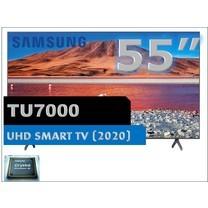 "SAMSUNG 55"" TU7000 Crystal UHD 4K Smart TV (2020) 55TU7000"