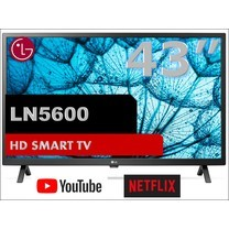 "LG 43"" FULL HD SMART TV 43LN5600"