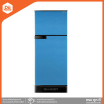 SHARP ตู้เย็น 2 ประตู 5.9 คิว รุ่น SJ-C19E-BLU สีฟ้า [ไม่รวมติดตั้ง] |MC|