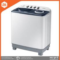 SAMSUNG เครื่องซักผ้าถังคู่ 8.5 กก. รุ่น WT85H3210MB/ST [ไม่รวมติดตั้ง]  MC 