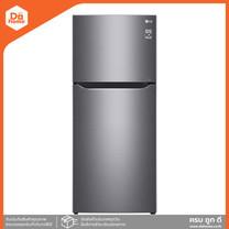 LG ตู้เย็น 2 ประตู ขนาด 14.2 คิว รุ่น GN-B422SQCL สีเทาเข้ม [DBS] |MC|