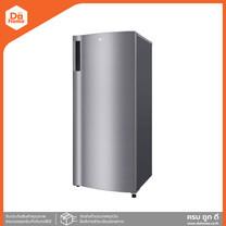 LG ตู้เย็น 1 ประตู 6.1 คิว รุ่น GN-Y201CLBB [ไม่รวมติดตั้ง] |MC|
