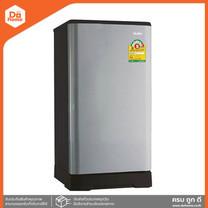 HAIER ตู้เย็น 1 ประตู 5.2 คิว รุ่น HR-ADBX15-CS สีเทา [ไม่รวมติดตั้ง]  MC 