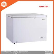 SHARP ตู้แช่ฝาทึบ 7.2Q รุ่น SJ-CX200T-W สีขาว [ไม่รวมติดตั้ง] |MC|