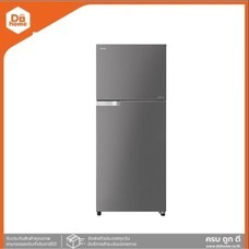 TOSHIBA ตู้เย็น 2 ประตู 12.8 คิว INVERTER รุ่น GR-A41KBZ (DS) สีเทาดำ [ไม่รวมติดตั้ง]  MC 