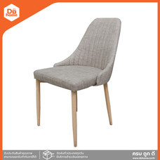 HOFF เก้าอี้โมเดิร์น เบาะผ้า รุ่น เจนเซ่น สีน้ำตาล |AB|