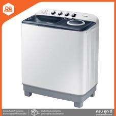SAMSUNG เครื่องซักผ้าถังคู่ 8.5 กก. รุ่น WT85H3210MB/ST [ไม่รวมติดตั้ง] |MC|