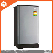 HAIER ตู้เย็น 1 ประตู 5.2 คิว รุ่น HR-ADBX15-CS สีเทา [ไม่รวมติดตั้ง] |MC|