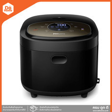 PHILIPS หม้อหุงข้าวดิจิตอล ขนาด 1.8 ลิตร รุ่น HD4528 |MC|
