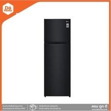 LG ตู้เย็น 2 ประตู 7.4 คิว SMART INVERTER รุ่น GN-B222SWCN สีดำ [ไม่รวมติดตั้ง] |MC|