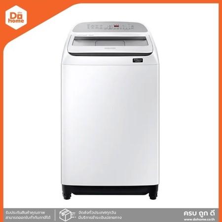 SAMSUNG เครื่องซักผ้าฝาบน 8 กก. Inverter รุ่น WA80T5160WW/ST [ไม่รวมติดตั้ง] |MC|