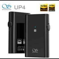 Shanling UP4 Dac-Amp รองรับ Dual Hi-Res 96kHz/24bit รองรับ cVc noise cancellation 8.0 ประกันศูนย์ไทย 1 ปี