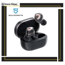 Soundpeats Sonic Pro หูฟังไร้สาย มาพร้อมไดร์เวอร์ BA ข้างละ 2 ตัว พร้อมเกมโหมดลดดีเลย์ ของแท้ประกันศูนย์ไทย 1 ปี