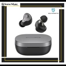 Soundpeats H1 หูฟังไร้สาย Bluetooth 5.2 Hybrid Driver (BA + DD) พร้อม gamemode ของแท้ 100% สินค้ารับประกันศูนย์ไทย 1 ปี