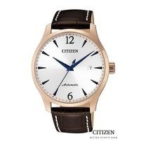 CITIZEN Automatic NJ0113-10A Men's Watch ( นาฬิกาข้อมือผู้ชายระบบออโตเมติก )