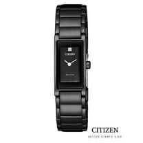 CITIZEN Eco-Drive EG7055-51E Lady Watch  (นาฬิกาข้อมือผู้หญิงระบบพลังงานแสง)