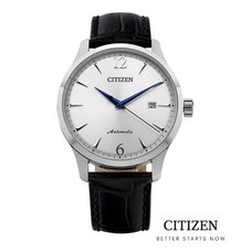 CITIZEN Automatic NJ0110-18A / NJ0110-18L Men's Watch (นาฬิกาข้อมือผู้ชายระบบออโตเมติก )
