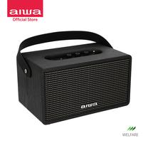 AIWA Retro Plus Bluetooth Speaker ลำโพงบลูทูธพกพา BASS++