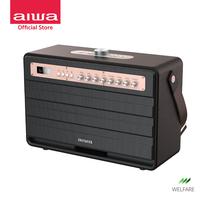 AIWA Enigma Bluetooth Speaker ลำโพงบลูทูธพกพา SUPER BASS