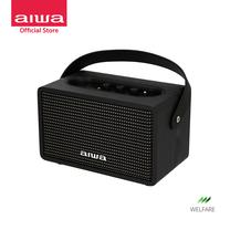 AIWA Retro Bluetooth Speaker ลำโพงบลูทูธพกพา BASS++