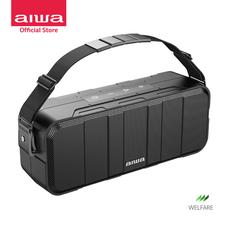 AIWA Katana Z Bluetooth Speaker ลำโพงบลูทูธพกพา กันน้ำระดับ IPX5